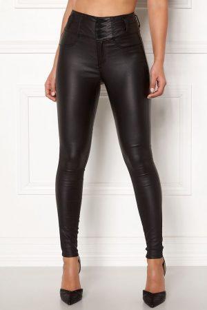 Superlekre bukser med tight passform