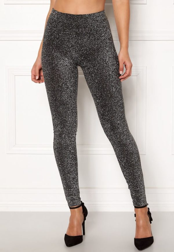 Glitrende leggings