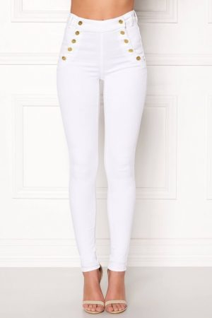 Jeans fra 77thFLEA. Laget i en myk og elastisk kvalitet