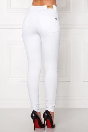 supersmale highwaist jeans-leggings