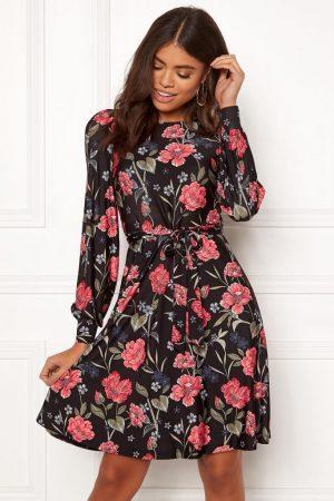 Blomster kjole - TopLady