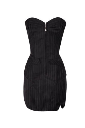Korsett och kjol i sett i form av en elegant dräkt - TopLady